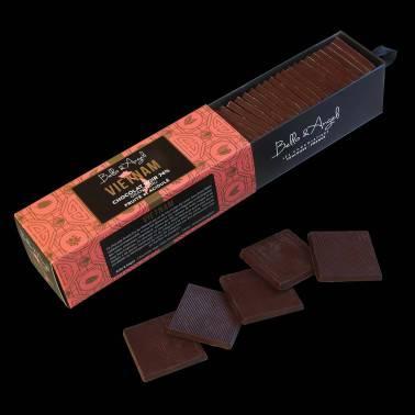 Bello & Angeli Palets dégustation Chocolat noir Grand Cru Vietnam 74%