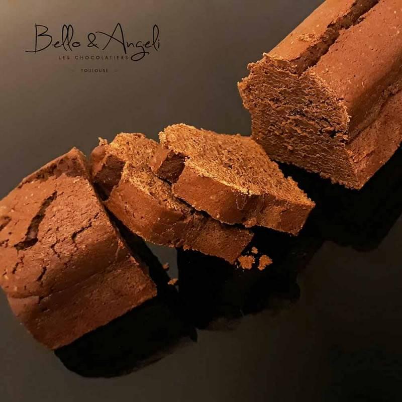 Cake au Chocolat Noir