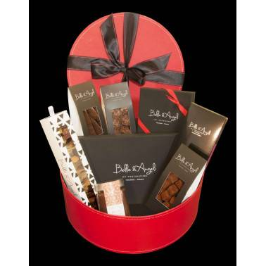 Coffret cadeau PRESTIGE Chocolats Artisanaux - Artisan Chocolatier