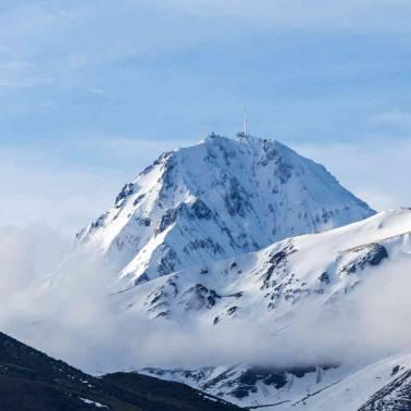 Montagne LA MONGIE