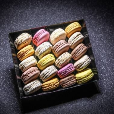 Coffret Assortiment de Macarons