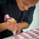 Fabrication artisanale de macarons Bello & Angeli