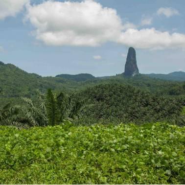 Montagnes de SAO TOME