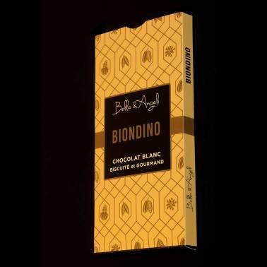 Tablette Chocolat Blond BIONDINO