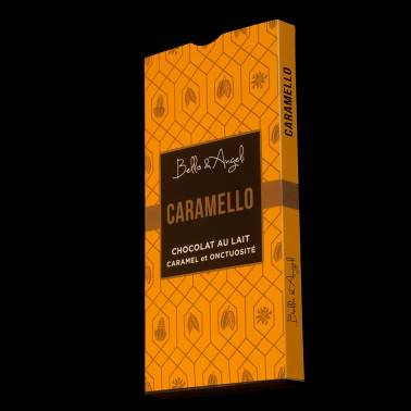 Chocolat au lait caramel CARAMELLO