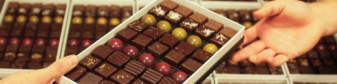 Coffrets de chocolats - Bello & Angeli - Artisan chocolatier Toulouse